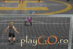 Joaca Soccer five online