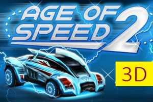 Joaca Age of Speed 2 3D online